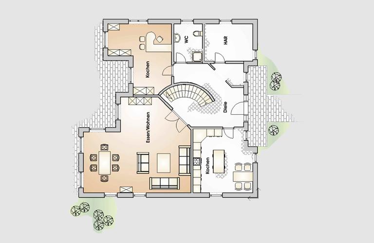 mediterran haus 236 ibs haus massivh user. Black Bedroom Furniture Sets. Home Design Ideas